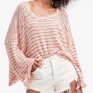 Free People We The Free oversized top